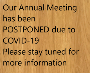 annual meeting postponed